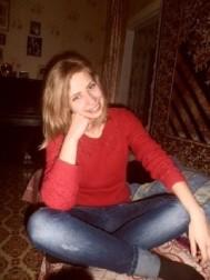 Dziewczyna Larissa Sopot