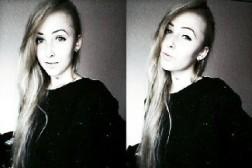 Dziewczyna Avril Żychlin