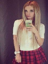 Dziewczyna Daria Kolbuszowa