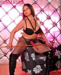Prostytutka Rina Łęczna